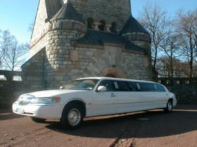Lincoln Stretch Limousine 120