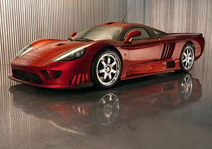 Saleen S7 Twin Turbo - Front